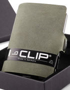 I-Clip Soft Touch Olive