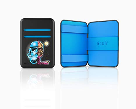 Dosh Magic Flip Wallet Ben Brown