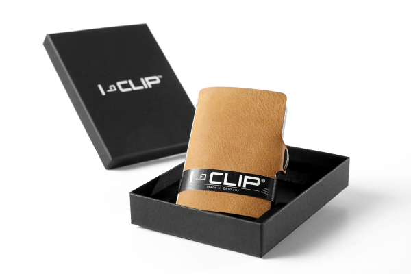 I-Clip Soft Touch Caramel